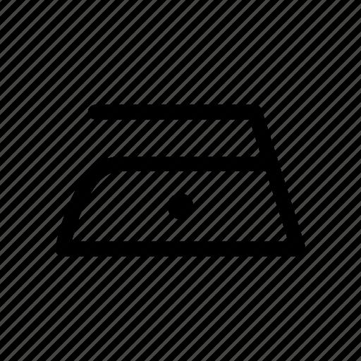 fabric care, iron, laundry, medium temperature, temperature, washing icon