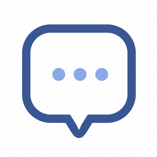 Chat, communitation, message, messenger, notification, texting icon - Download on Iconfinder