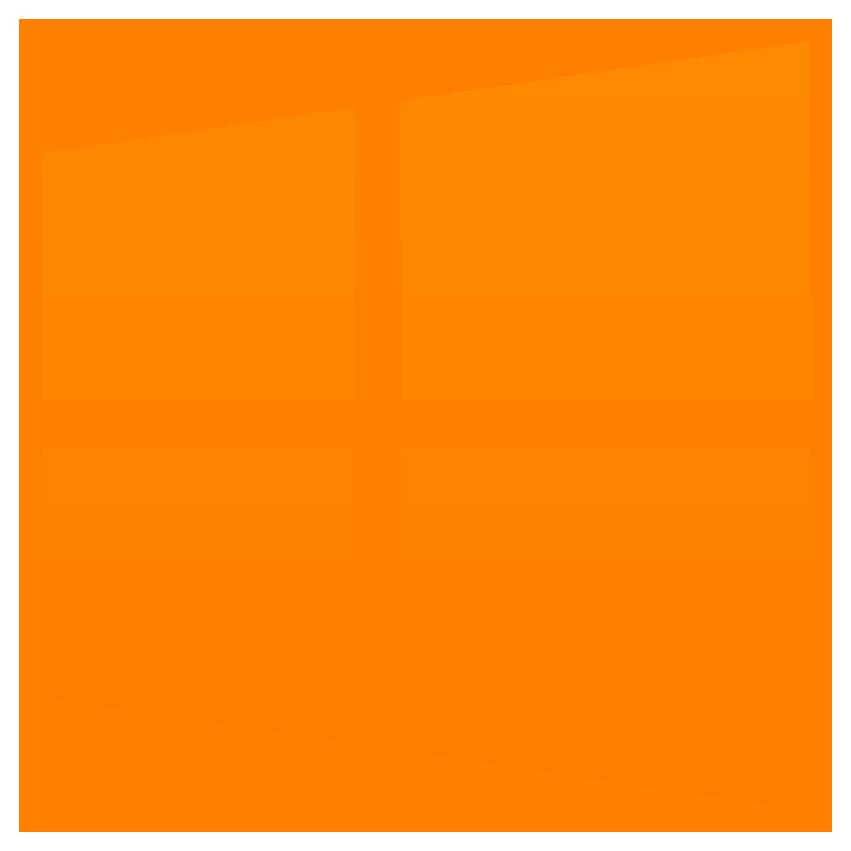 microsoft, windows, windows 10 icon