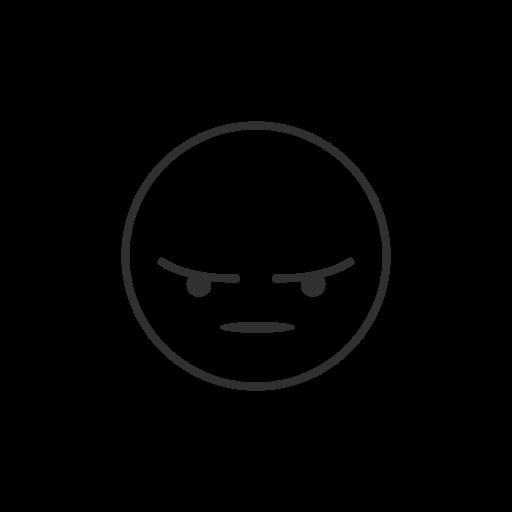 angry emoji, emoji, facebook, fb reaction icon