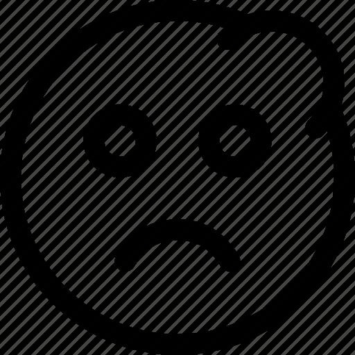 anger, bump, rage, upset icon