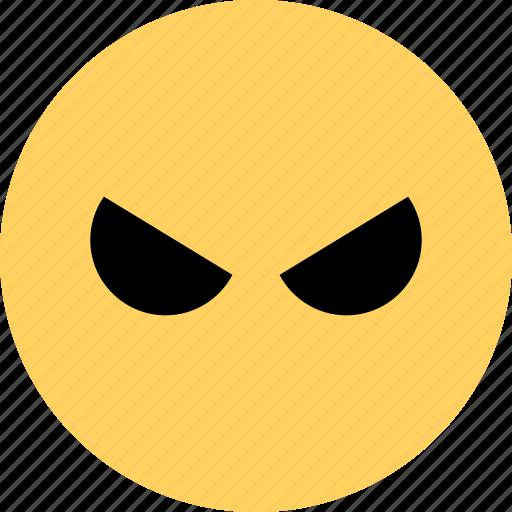 angry, avatar, emoji, emotion, faces icon