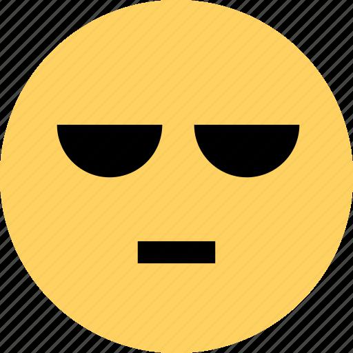 avatar, bored, emoji, emotion, face, zzz icon