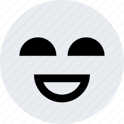 avatar, emoji, emotion, face, happy, joy icon