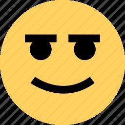avatar, emoji, emotion, faces, happy, ok icon
