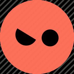avatar, emoji, emotion, faces, mad icon