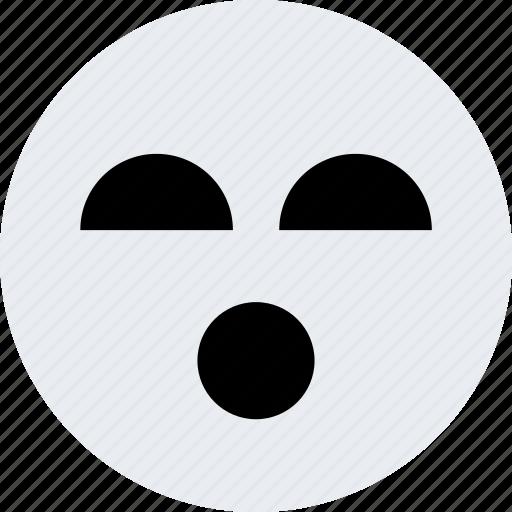 avatar, dude, emoji, emotion, face, oh icon