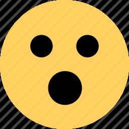 avatar, emoji, emotion, faces, oh icon