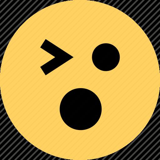 avatar, emoji, emotion, faces, god, my, oh icon