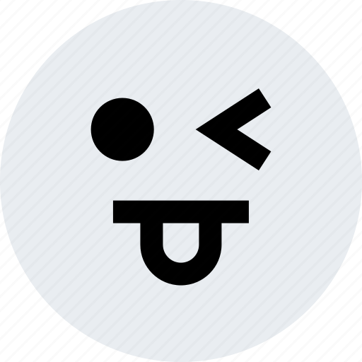 avatar, emoji, emotion, faces, playful icon