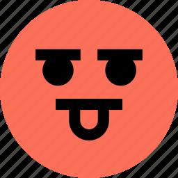 avatar, emoji, emotion, faces, ok, tongue icon
