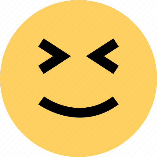 avatar, emoji, emotion, faces, loud, winking icon