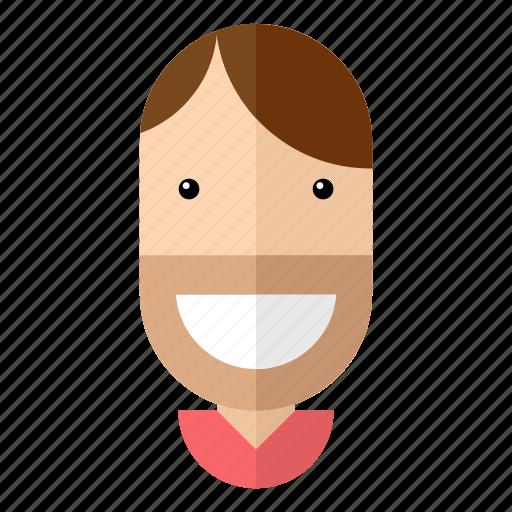 avatar, beard, faces, male, man, people, profile icon