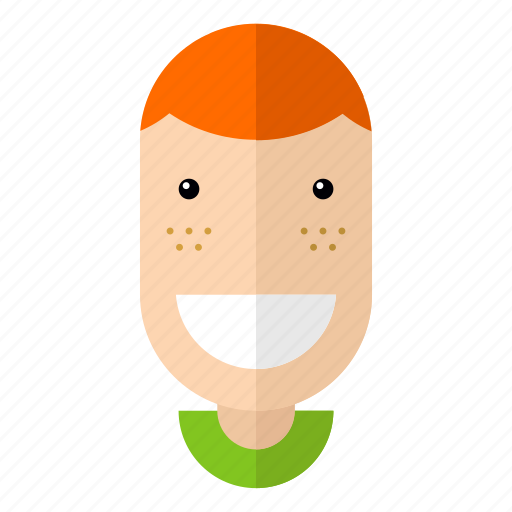 avatar, boy, child, faces, kids, male, profile icon