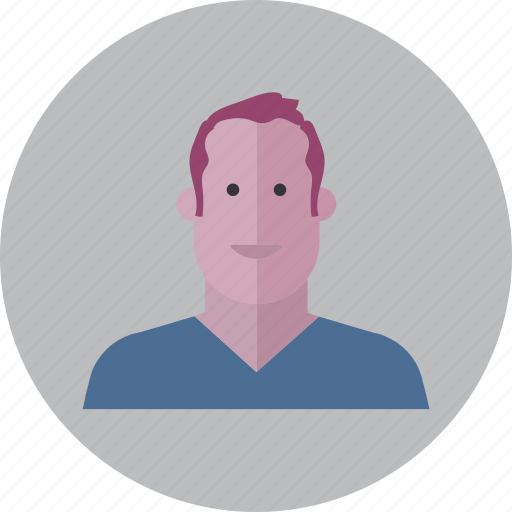 avatar, emoji, face, man, people, smile, worker icon