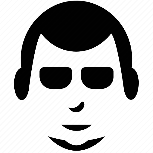 businessman, male, person, profile, user icon