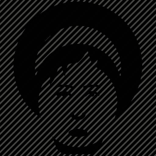 Female, female hair, female short hair, girl, hair variant, short hair, woman icon - Download on Iconfinder