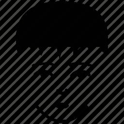 avatar, bowl cut, boy, boy bowl cut, face, male, man, user icon