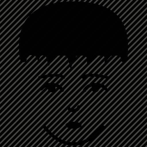 Avatar, bowl cut, boy, boy bowl cut, face, male, man icon - Download on Iconfinder