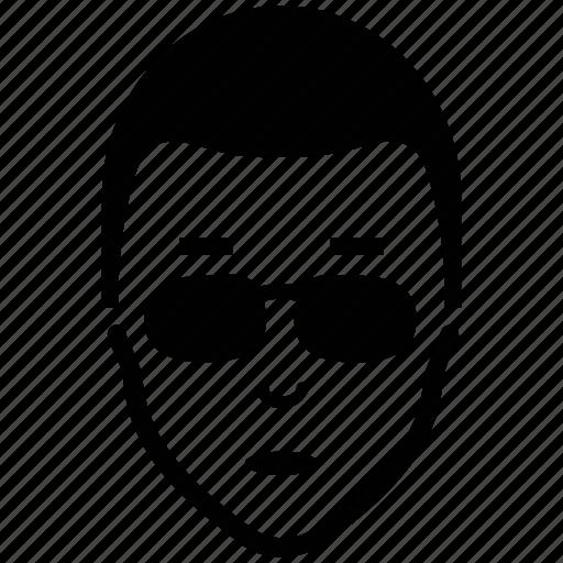 avatar, boss, businessman, male, man, user, worker icon
