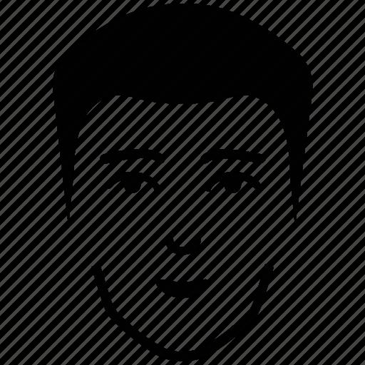 avatar, boy, boy face, guy, man, student, user icon