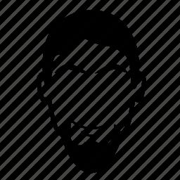 beard, facial hair, goatee2, man icon
