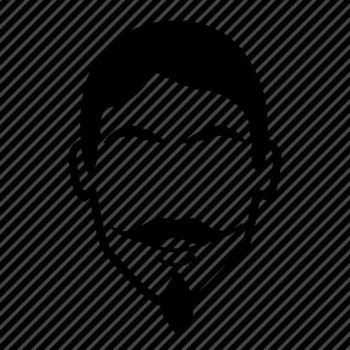 handlebarpuff, moustache, mustache, shave icon