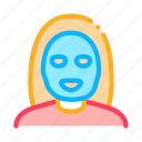 face, healthcare, mask, woman