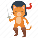 cat, puss in boots, puss, fencing, boots, swordsman, musketeer