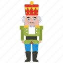 fairy tale, soldier, steadfast, tin, toy, toy soldier icon