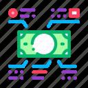 banknotes, business, cash, elements, fake, finance, money