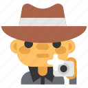 camera, celebrity, paparazzi, photo, popularity, spy, video icon