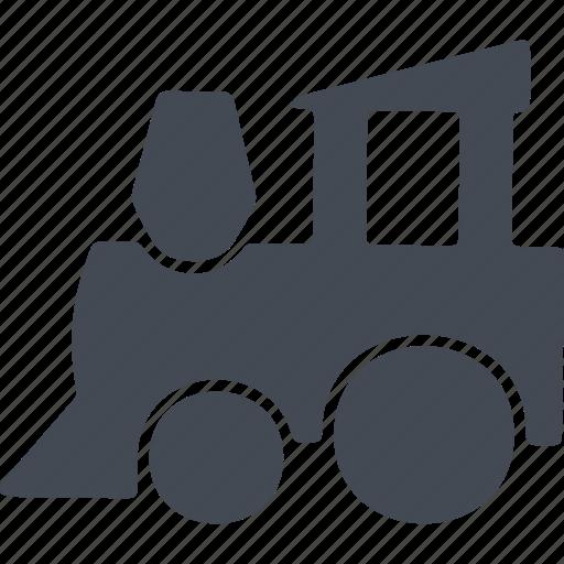 children's toy, family, kid, toy, train icon