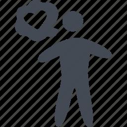 family, human, man, person icon