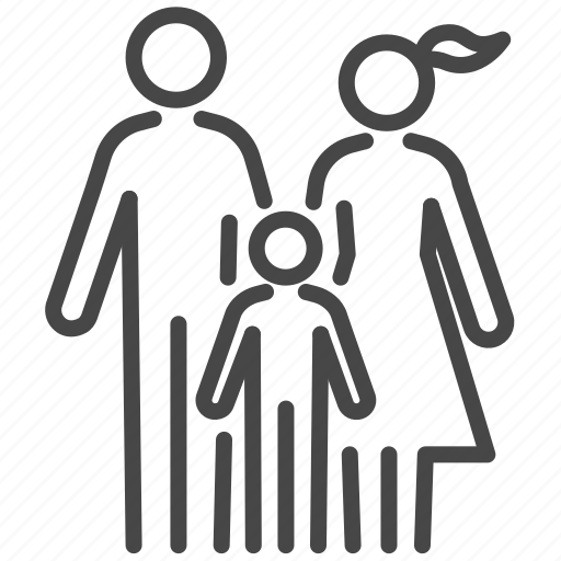 Family, group, happy, home, parent, people icon - Download on Iconfinder