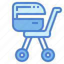 baby, buggy, children, pushchair, stroller icon