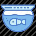 aquarium, fish, life, pet, sea icon