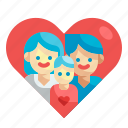 love, family, mother, father, parents