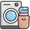 clean, cleaning, laundry, wash, washer, washing, washing machine