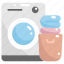 clean, cleaning, laundry, machine, wash, washer, washing icon