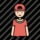 avatar, boy, handsome, man, son, user, young