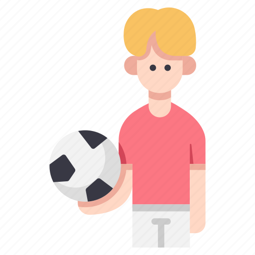 ball, boy, child, football, kid, soccer, sport icon