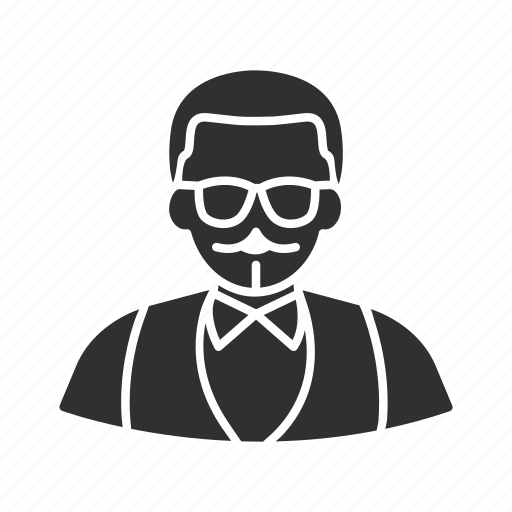 colonel sanders, hipster, lord of the rings, old man icon
