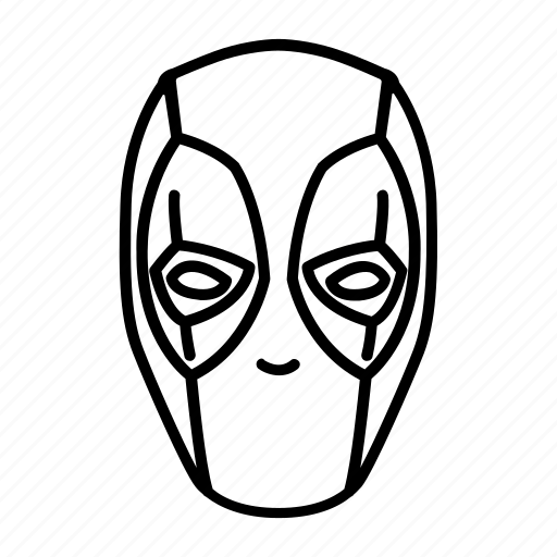 Deadpool Face Png | www.pixshark.com - Images Galleries ...