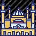 hagia sophia, istanbul, turkey, mosque