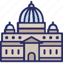 peter's cathedral, vatican, peters, saint