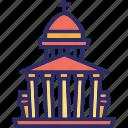 pantheon, paris, france, architecture