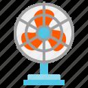 air, fan, propeller, stand fan, ventilation