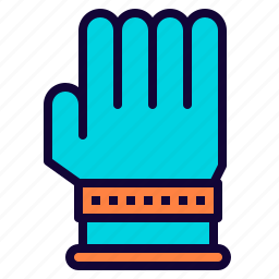 accessory, fancy, game, glove, vikings icon