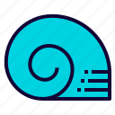 fancy, game, shell, snail, vikings icon